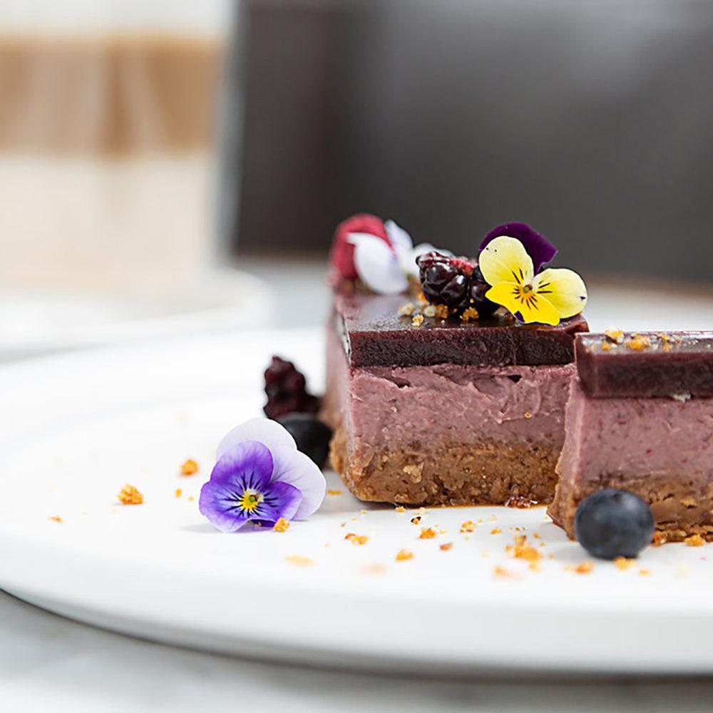 Cheesecake de Acaí